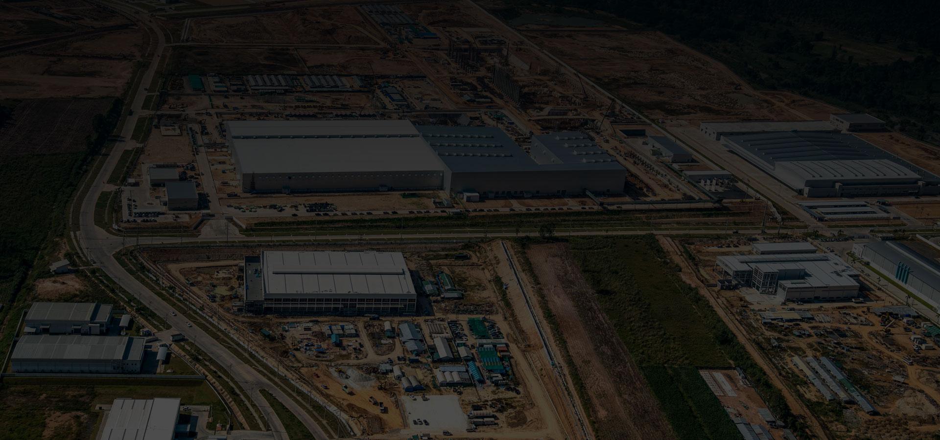 Terrains industriels & bâtiments d'activités en France