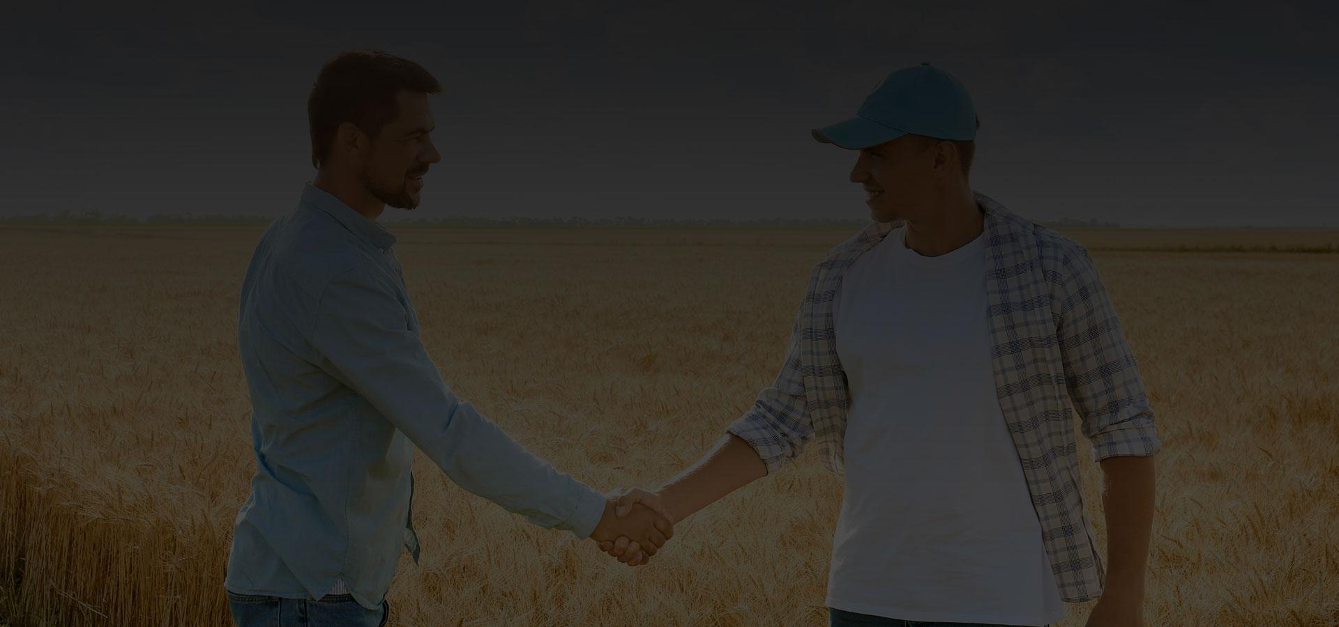 acheter ou de vendre un terrain agricole